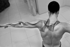 Chaim Machlev . DotsToLines | A R T N A U #lines #tattoo #arm #body