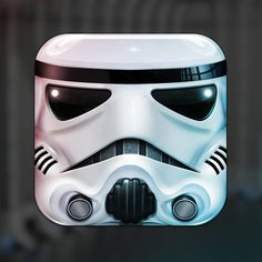 storm trooper #icon #logo #starwars