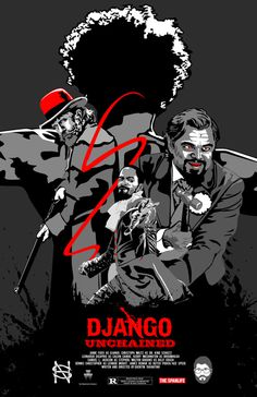 Django Unchained Poster #nick #waltz #dicaprio #christoph #django #jamie #fiction #dogs #spanos #leonardo #unchained #dr #pulp #tarantino #poster #foxx #reservoir #king #quentin #schultz