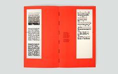 Unit editions 4 #schrofer #jurriaan #publication #typography