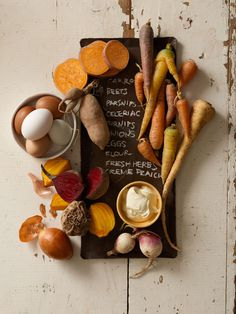 Root Veggies