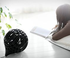 Aero Sphere Tabletop Fan #gadget