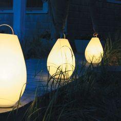 Luau #outdoors #lighting #lantern