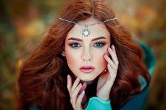 Beautiful Fairy Tale-Inspired Portraits by Olga Boyko
