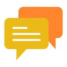 See more icon inspiration related to chat, comment, conversation, message, bubble speech and interface on Flaticon.