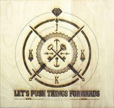 JK Laser on the Behance Network #wood #illustration #engraved #laser