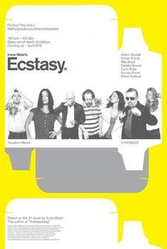 Irvine Welsh's Ecstasy #poster #film