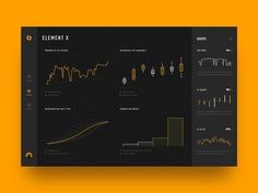 Website Dashboard UI Examples Inspiration 39 | TMDesign