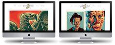 :::: HASSINGER MULTIMEDIA :::: #multimedia #illustration #web #branding