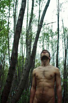 A child of mine - Zdravka Kokalova #forest #male