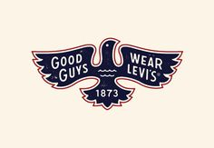 guys, levis, levi, jeans, 1873, bird, feathers, wings