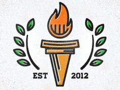 Dribbble - Education Logo by Adam Grason