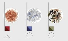 Sapori e colori on the Behance Network #pattern #spice #packaging #palette #pack #colour #salt
