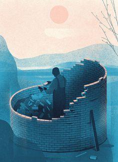 #illustration #silhouette