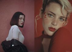 Marvelous and Cinematic Portrait Photography by Xenia Lau