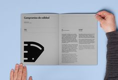 Estampaciones Fuerte by Hey #book #branding