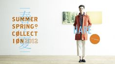 Collect Point 2012 - SS *Update* : Hello! #japan #graphic #point #collect #summer #fashion #spring #typo