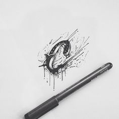 Hand Type Vol. 17 on Behance #lettering #c #letter #type #hand #typography