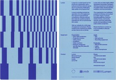 Qubik Design: Lumen Promotion