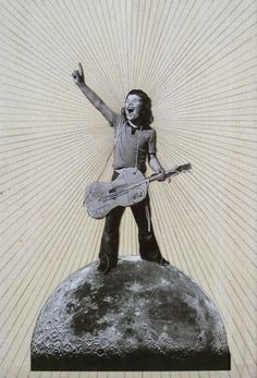 American+Dreams+copy.jpg (image) #bina #rock #dream #dan #art #canvas #collage #drawing #moon