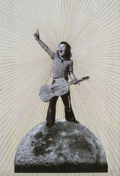 American+Dreams+copy.jpg (image) #bina #rock #dream #dan #art #canvas #collage #drawing #moon