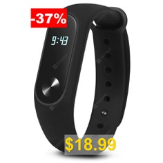 Original #Xiaomi #Mi #Band #2 #Smart #Watch #with #Bluetooth #4.0 #- #Chinese #Version