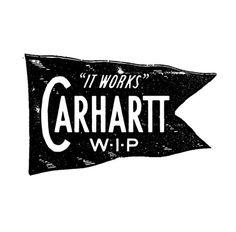 Carhartt DAN CASSARO YOUNG JERKS Design/Animation/Illustration #type #identity