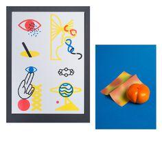 TIN & ED #illustration #layout #colour #tined