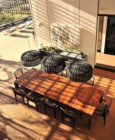 House in Quinta da Baroneza - dining area, dining table, dining, table, chairs, decor, #diningroom