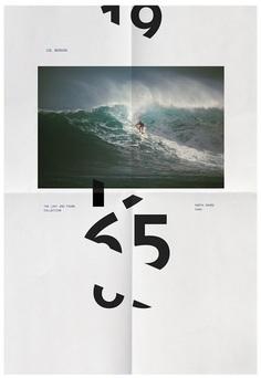 poster-benson, surf poster