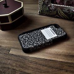 Composition Notebook iPhone 5/5s Bumper Case #tech #flow #gadget #gift #ideas #cool