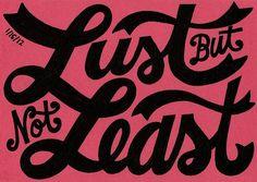 LaTipografia (Handmade Script) #lettering #retro #vintage #typography