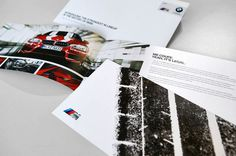 Bmw M6 Postcard #typography