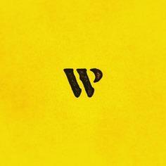 WP monogram