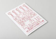 Interiors Signage/ Bespoke Typography