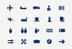 DSV Corporate icons