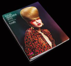 HOB Salons - Award entry #entry #photographic #hair #for #award #hob #salons #brochure