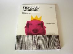 nathaliacury #redesign #pink #design #desi #book #pig #cover #farm #brazil #animal