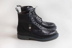 Grenson x Tenue de Nimes #grenson #shoes