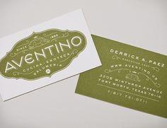 Aventino | Jessica Hische