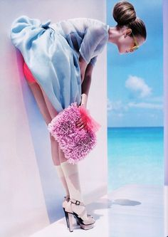 Merde! - Fashion photography (Suvi Koponen/Vogue UK... #fashion