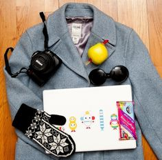Fashion Week Essentials: A Portfolio - Vogue Daily - Vogue #fashion #bag #accessories