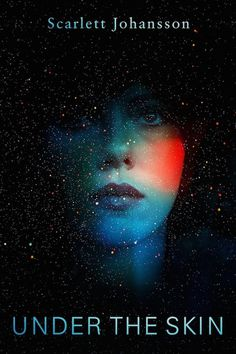 1-Under The Skin #poster #movie #film #graphic design