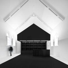 Centro Interpretação do Românico Paredes by spaceworkers #installation