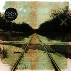 Rocky Votolato Album Design #album #jen #votolato #art #rocky #dodaro #makers