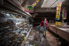 Former Residents of a Fukushima Exclusion Zone Return Home in Emotional Portraits