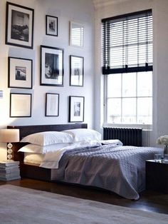 Bedroom, photographs, male