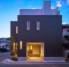I2-house [court house] by Architect Show co.,Ltd #interior #design #architecture
