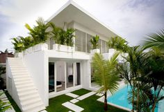 Arquitecture, house, white,