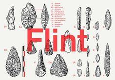 flint-identity-design-1.jpg (JPEG Image, 650x457 pixels) #layout #typography
